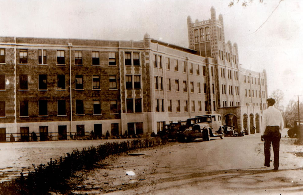 The real Waverly Hills Sanatorium