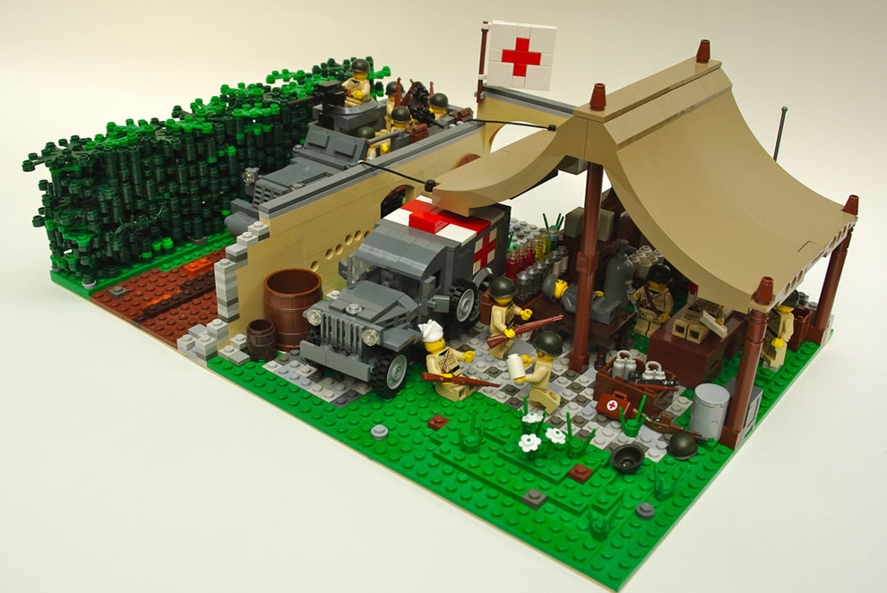 Battalion Aid Station