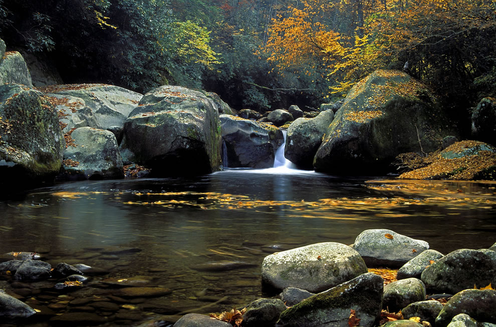 Big Creek, Great Smoky Mountains National Park, NC