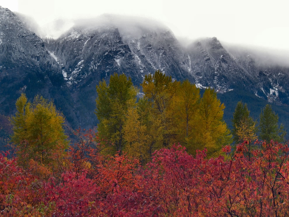 Nason Ridge, Wenatchee National Forest
