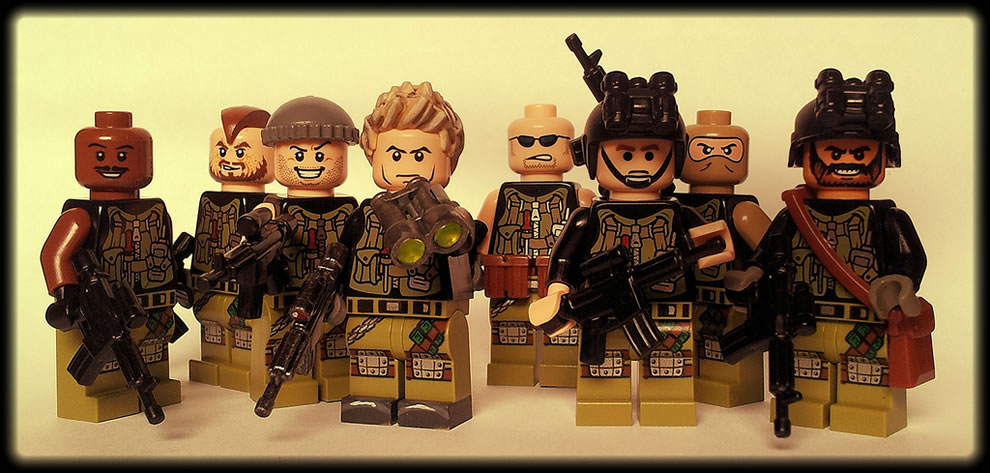 New PMC squad