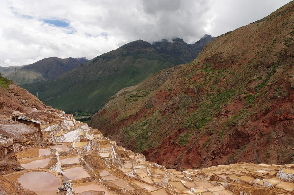 Maras (Salt Mines), Peru