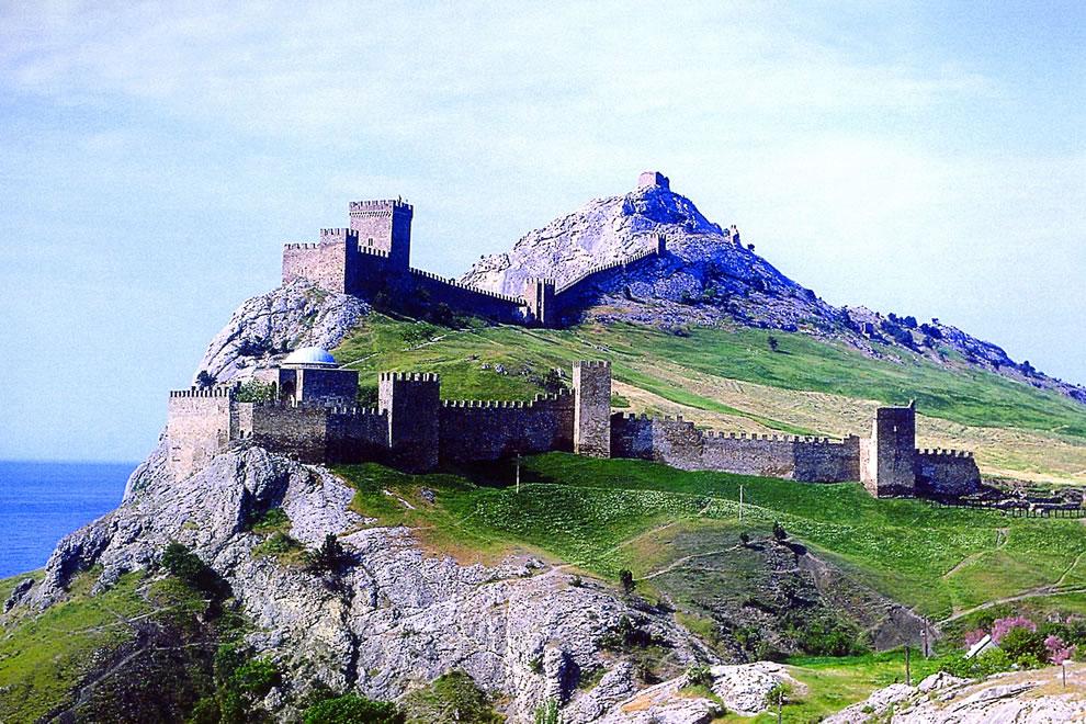 Sudak Fortress, Crimea