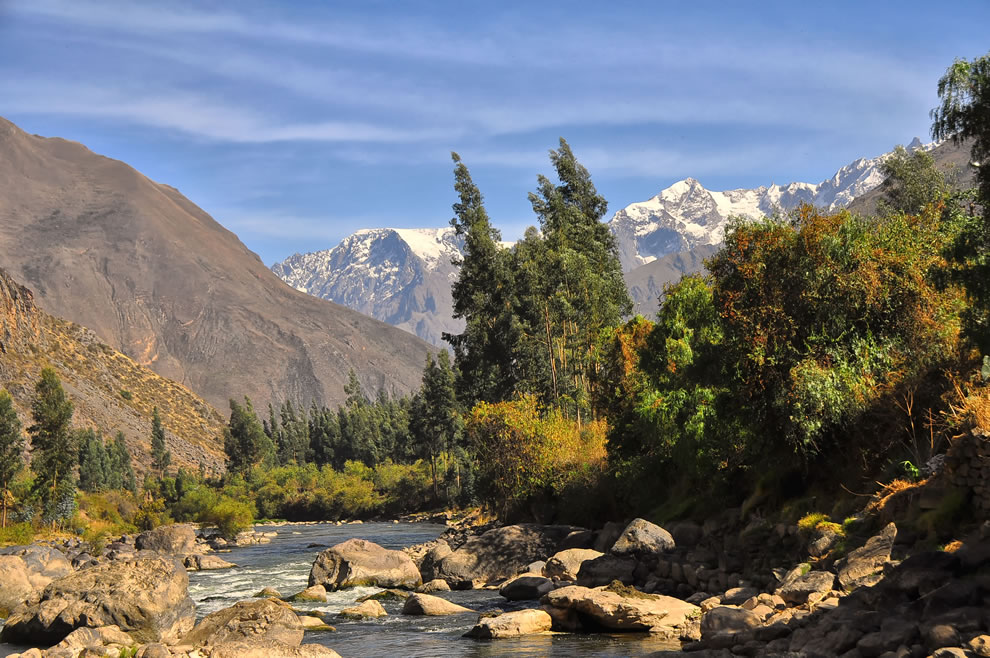 Urubamba River, Sacred Valley