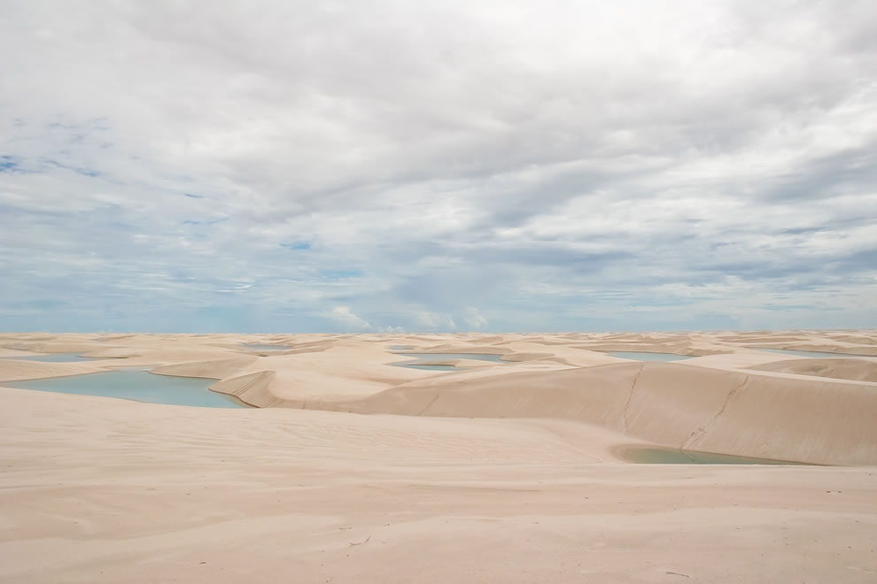 Maranhenses National Park is one of the most coveted destinations in Brazil