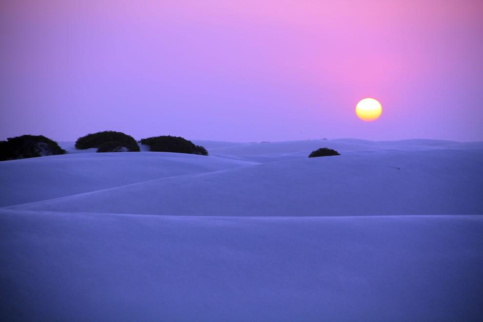 Twilight Lençois Maranhenses dunes