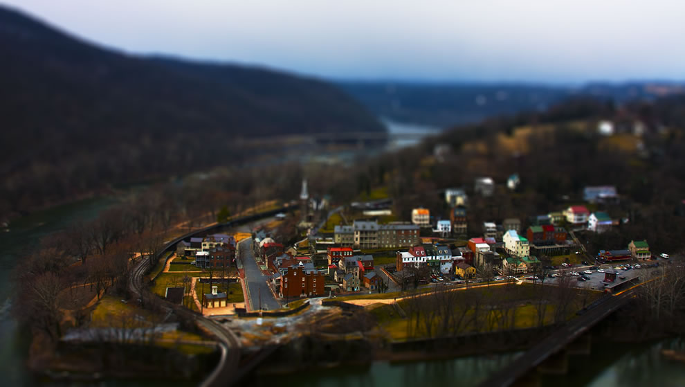 Harpers Ferry, Miniature