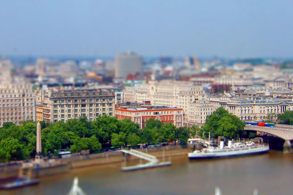 London miniature
