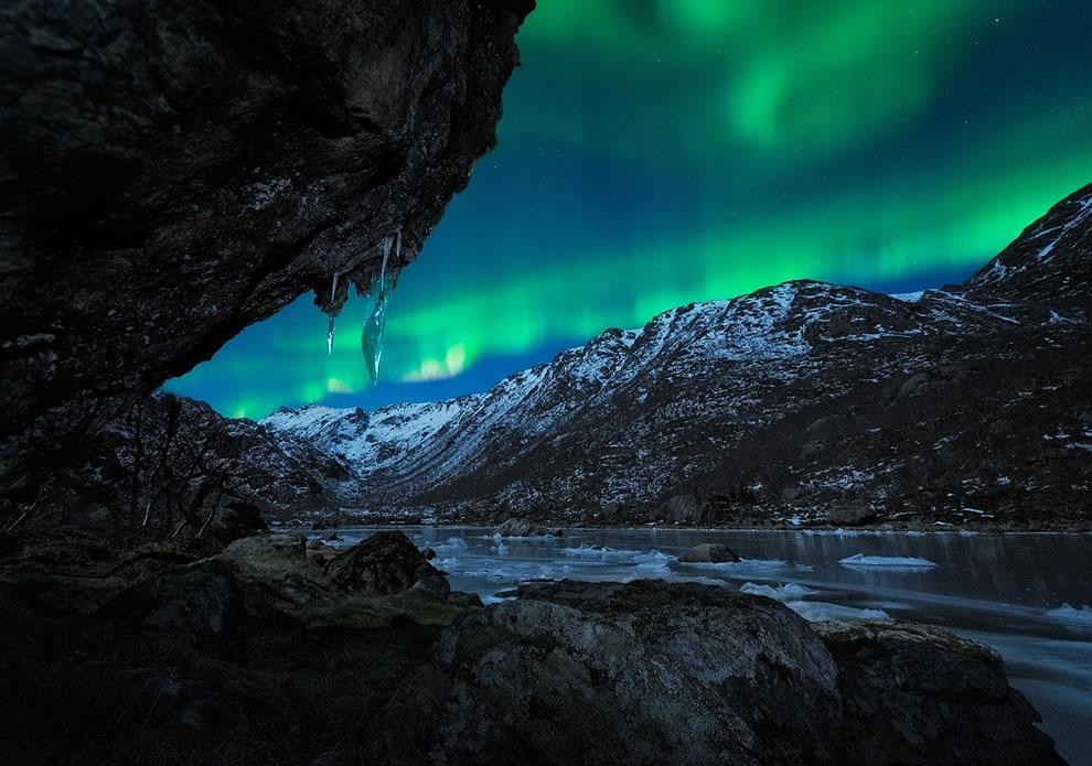 Aurora's cave