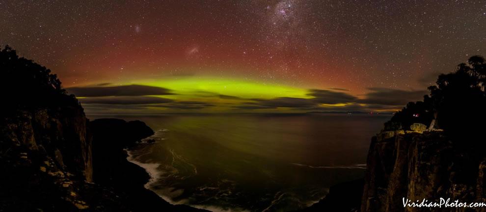 Coastal Aurora
