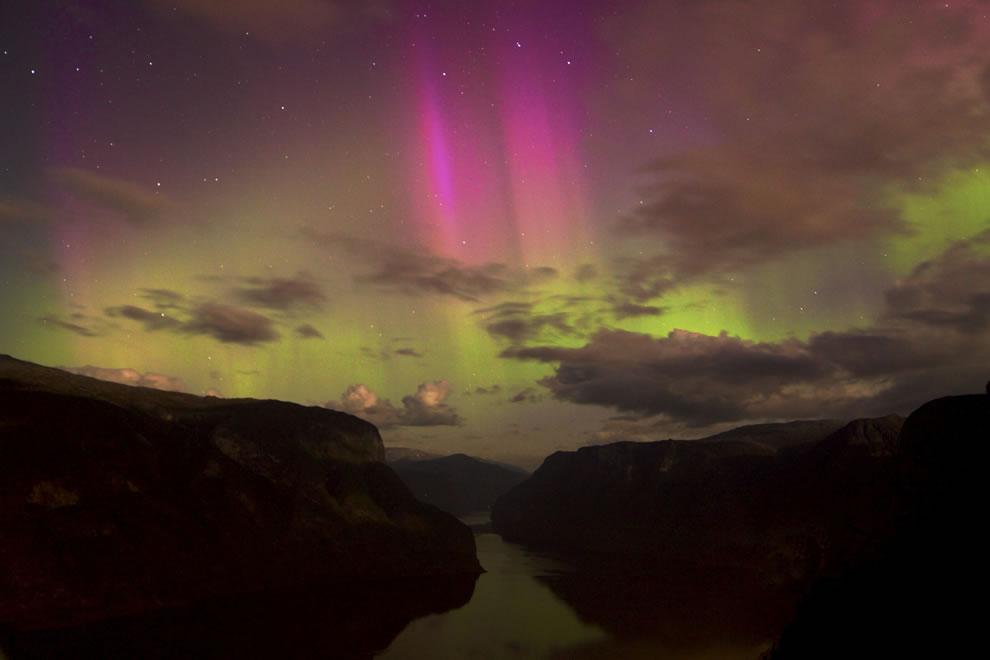 Fjord Lights