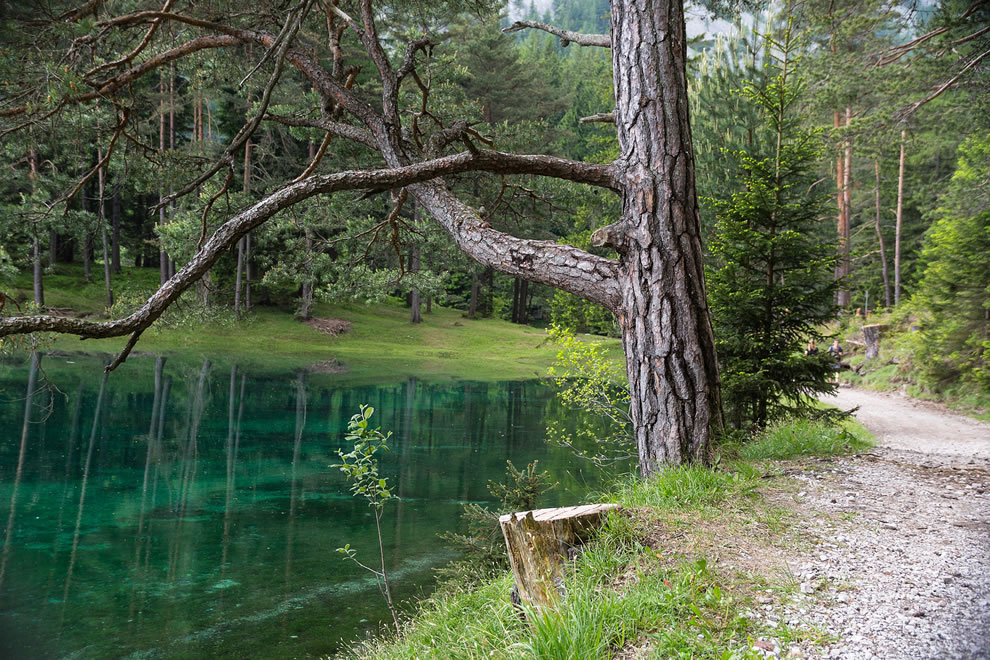 Green Lake at Styria, Austria