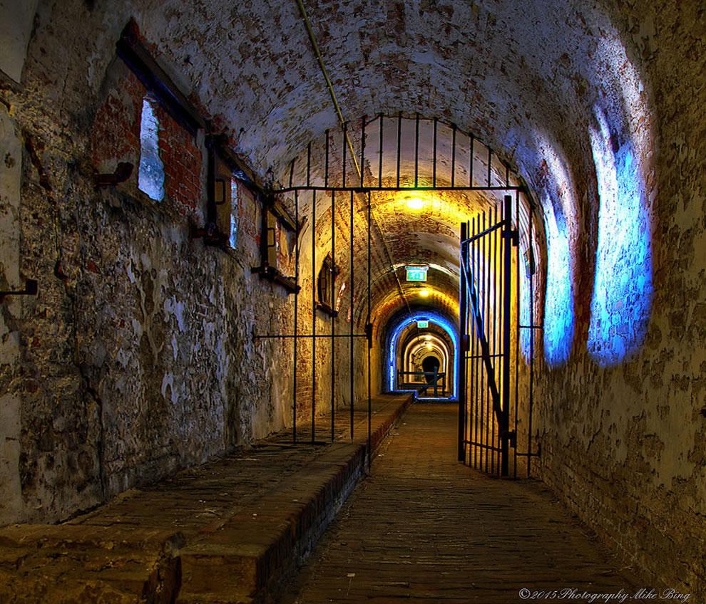 Tunnel of Love at Kijkduin Fortress, Den Helder