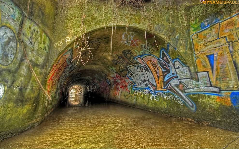 Tunnel of Love in Ohio