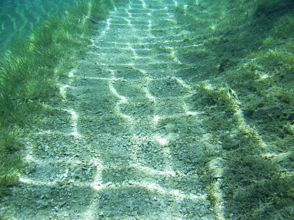 Underwater Grüner See