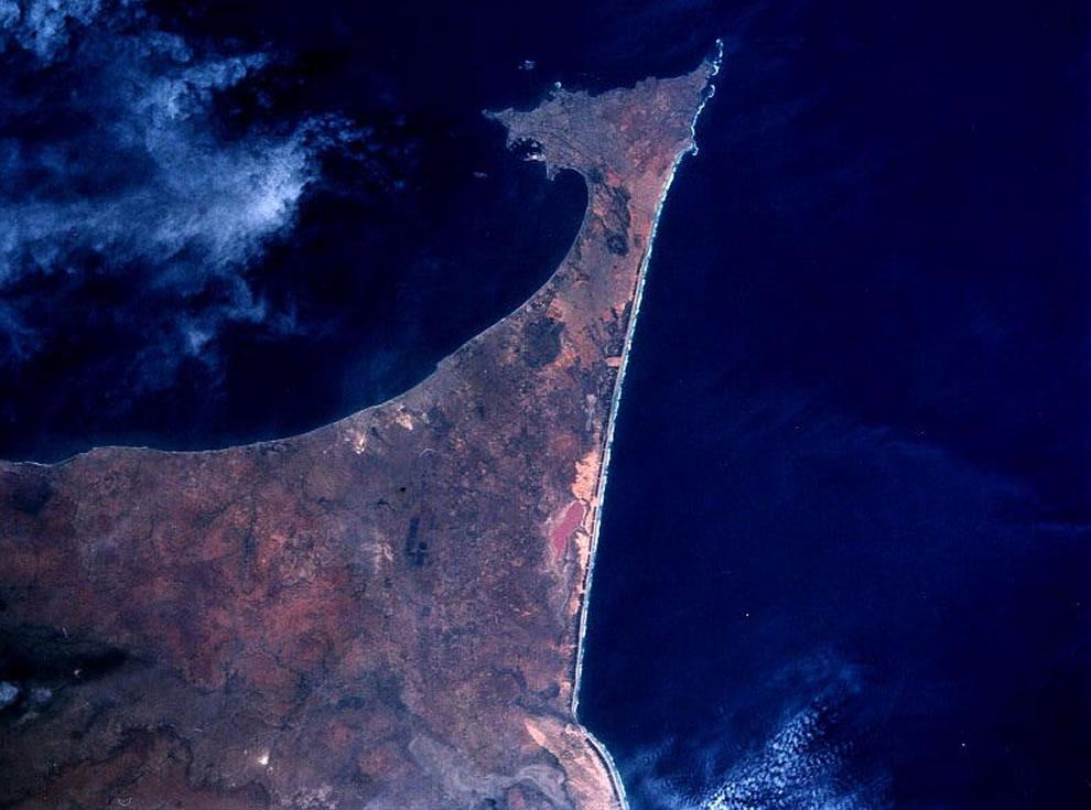 Cap Vert peninsula Dakar