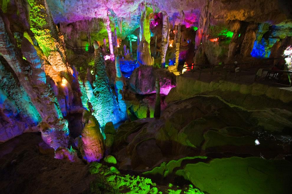 Immortals Cave in Jiuxiang