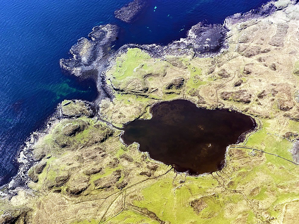 12th century Viking shipbuilding site discovered on the Isle of Skye