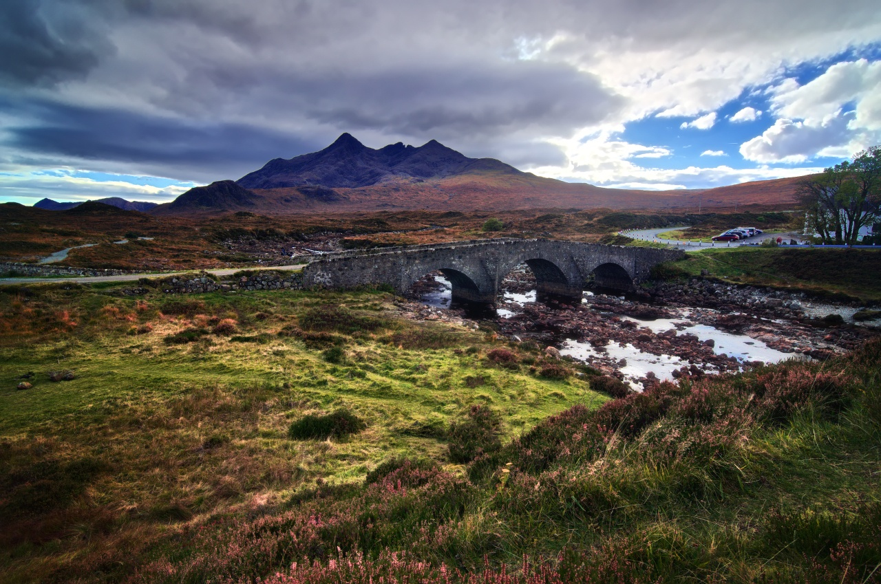Horns of Sligachan, Isle of Skye