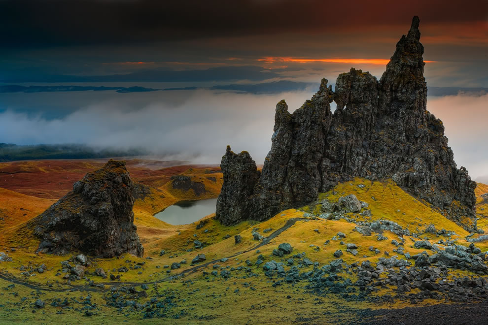 Isle of Skye, Old Man of Storr