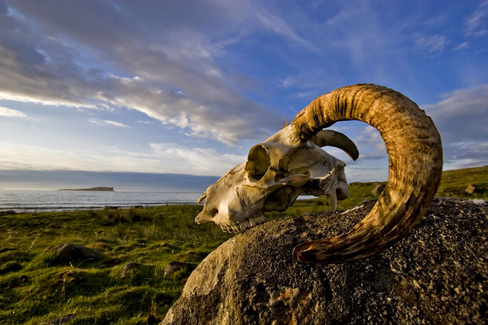 Isle of Skye memory of ancient times